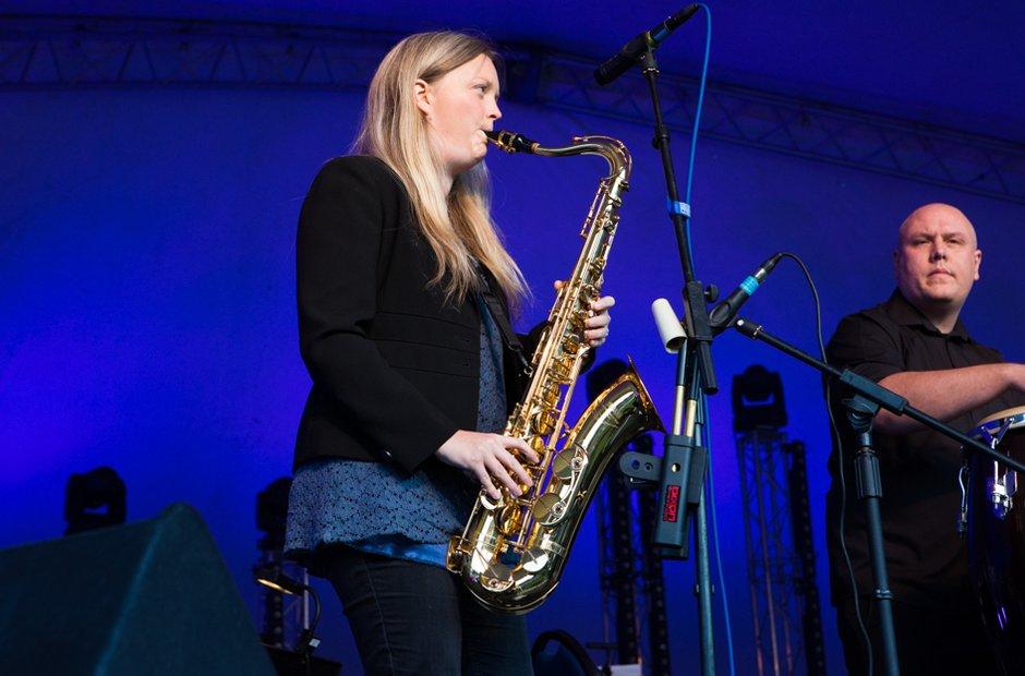 The Darley Park Concert, Derby