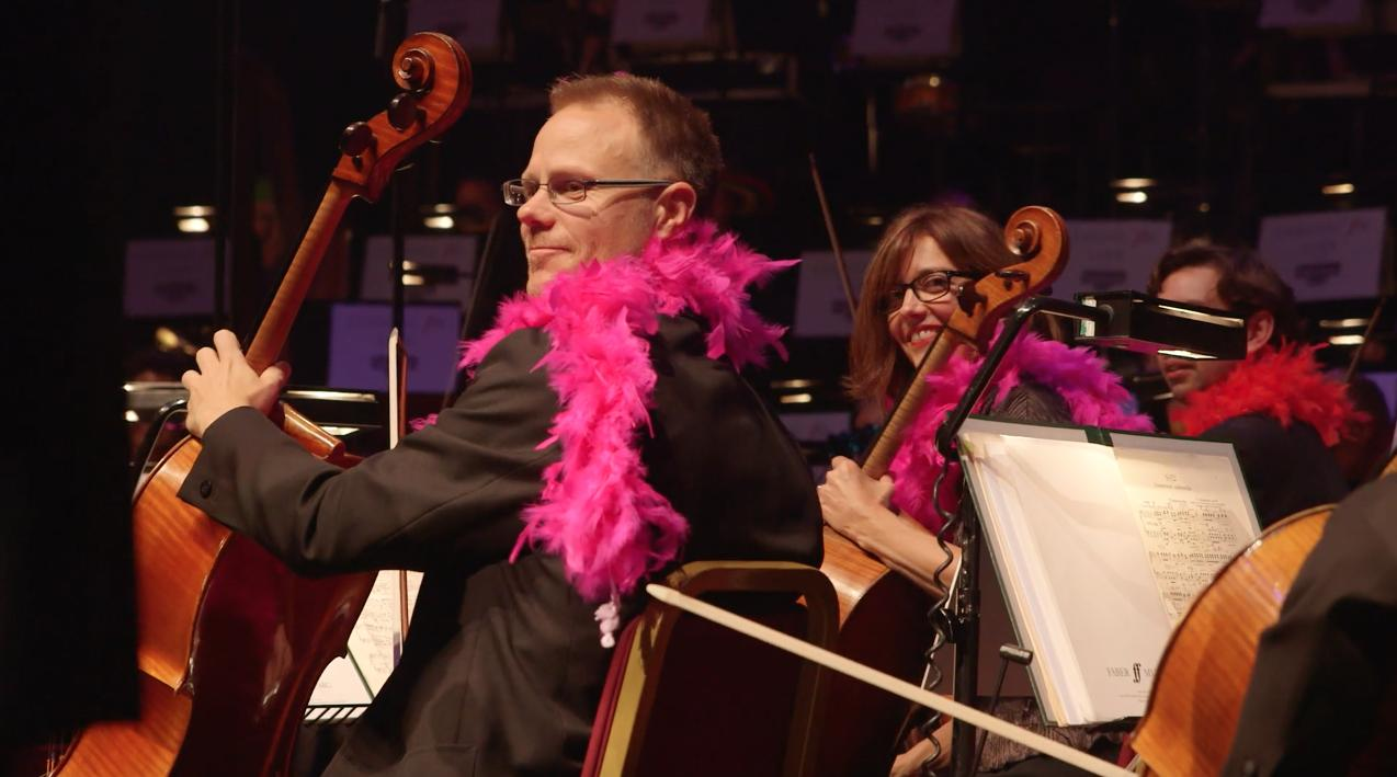 Royal Liverpool Philharmonic Orchestra dress loud