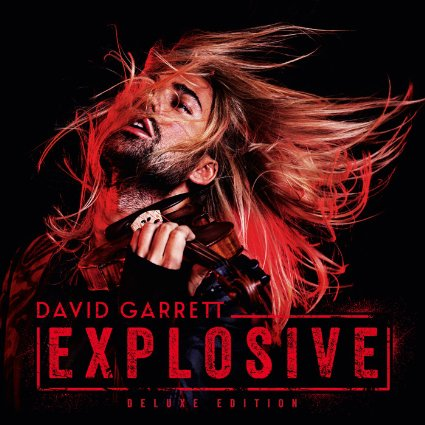 David Garrett Explosive album