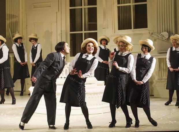 The Mikado at English National Opera