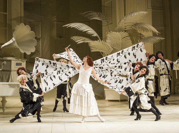 The Mikado at English National Opera.