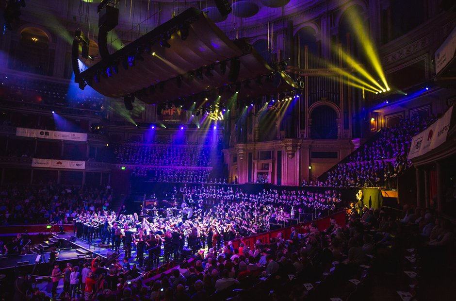 The Mighty Sky Choirs and Orchestra