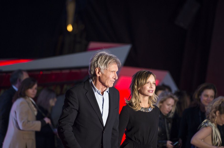 Star Wars: The Force Awakens - world premiere