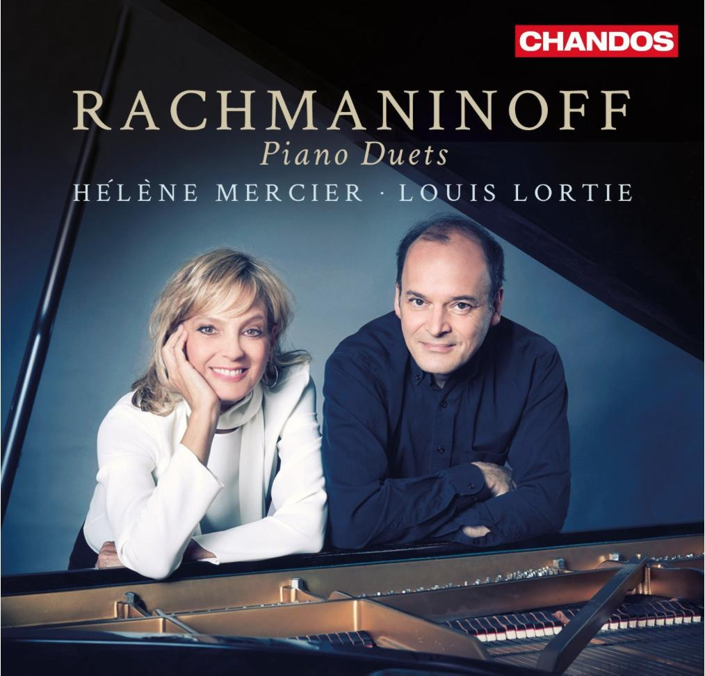 Lortie Mercier Rachmaninov Duets