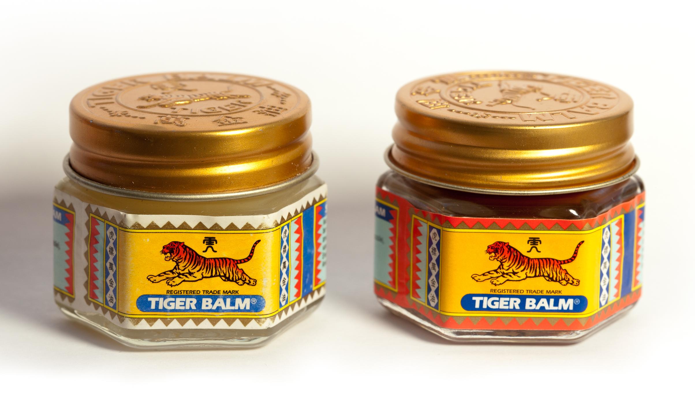 Tiger balm ballet
