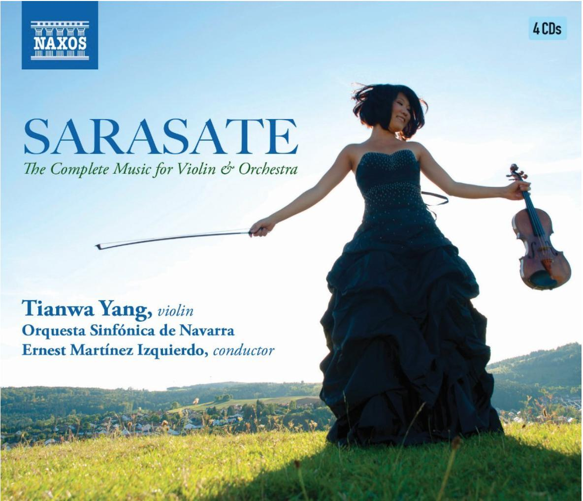 Sarasate complete violin music