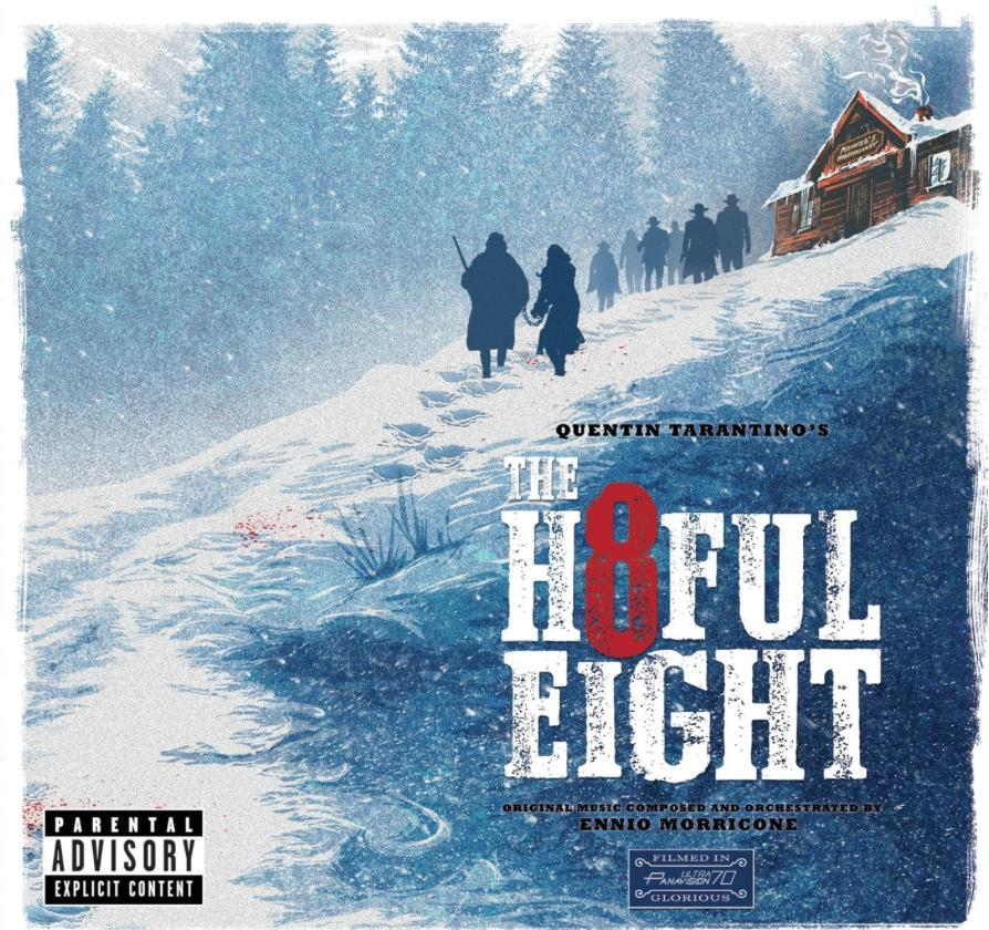 Hateful Eight soundtrack Morricone