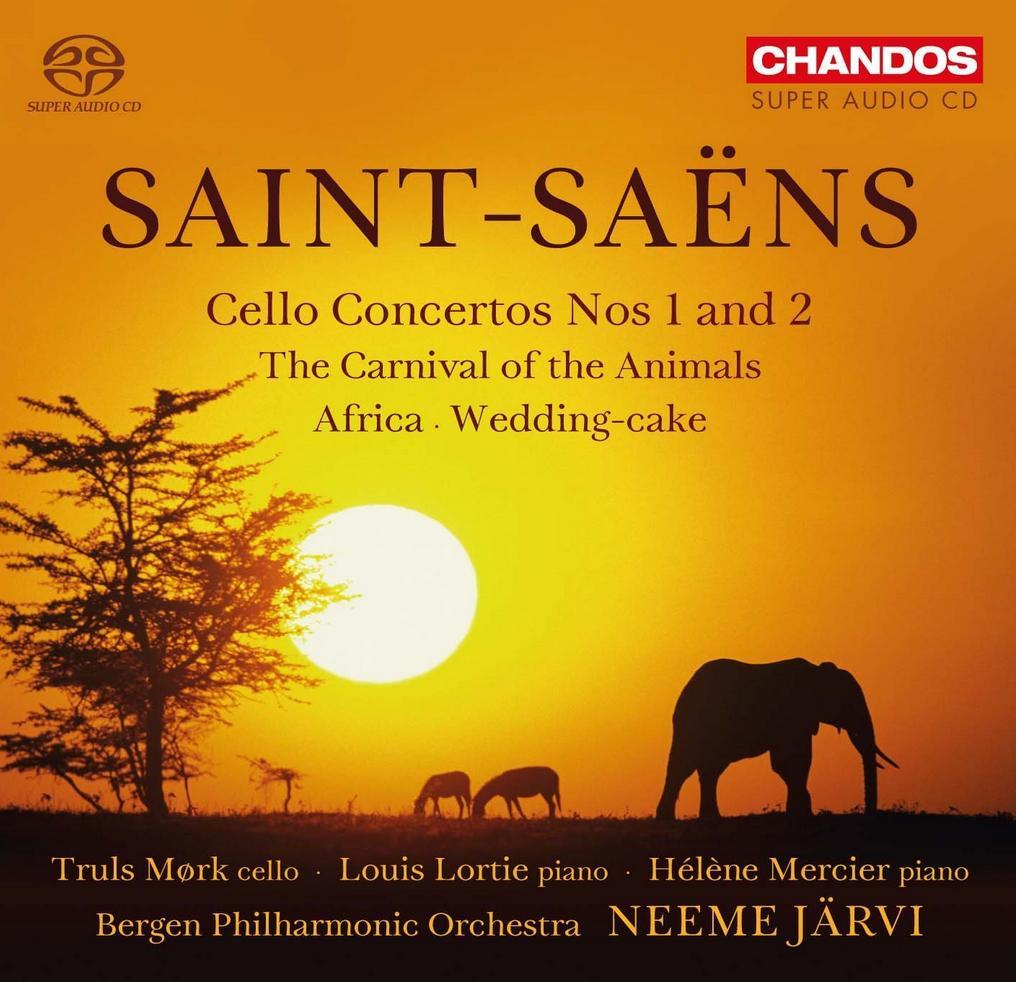 Saint-Saens Truls Mork Africa