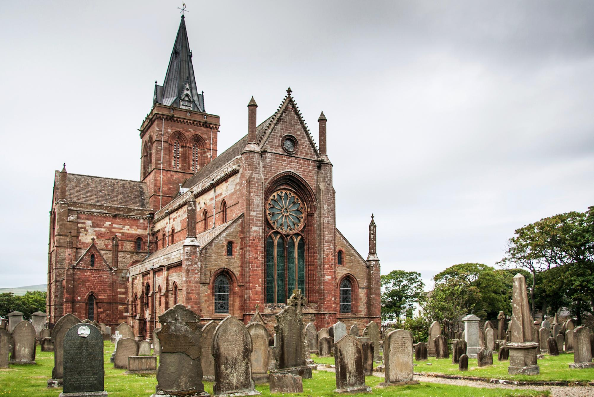 St Magnus Cathedral Orkney