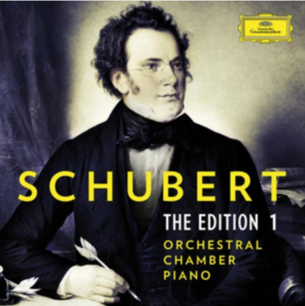 Schubert the Edition Volume 1