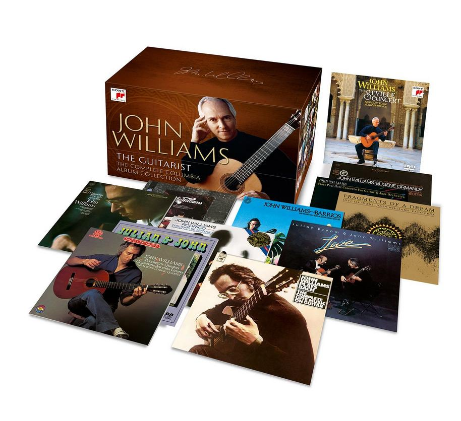 John Williams Complete Album Collection