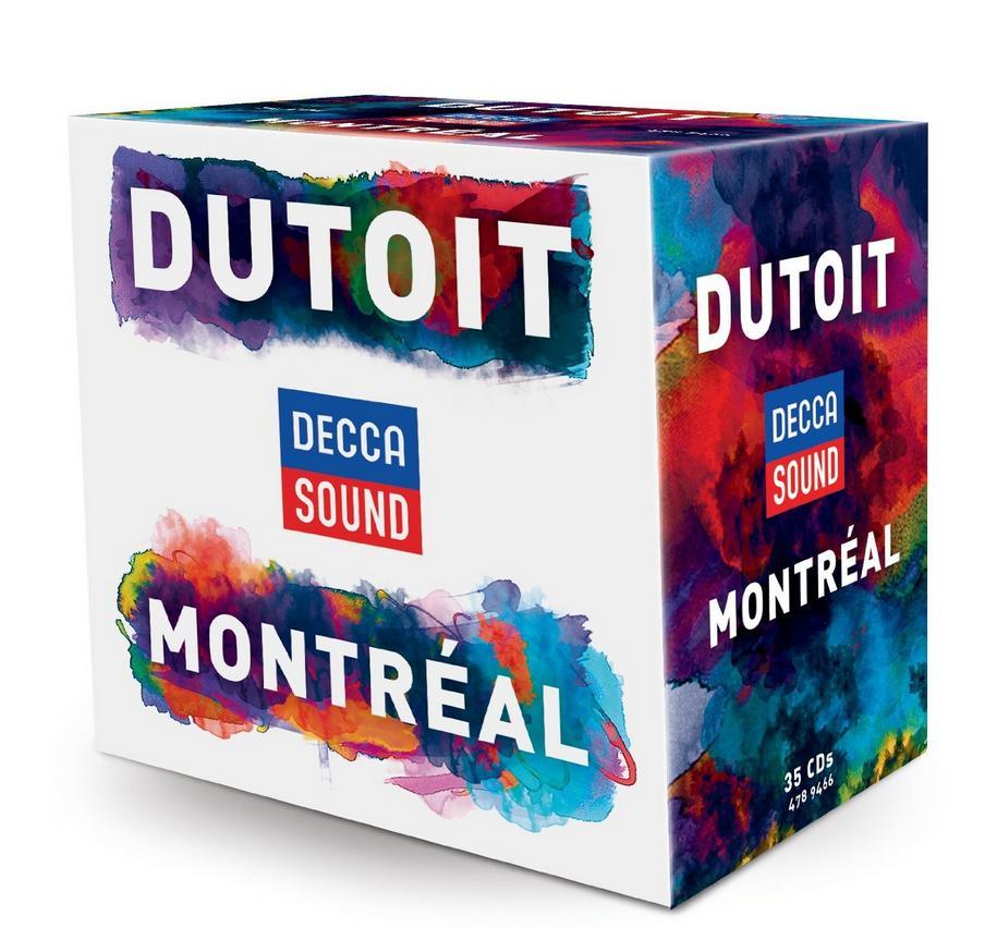 Decca Sound Dutoit Montreal