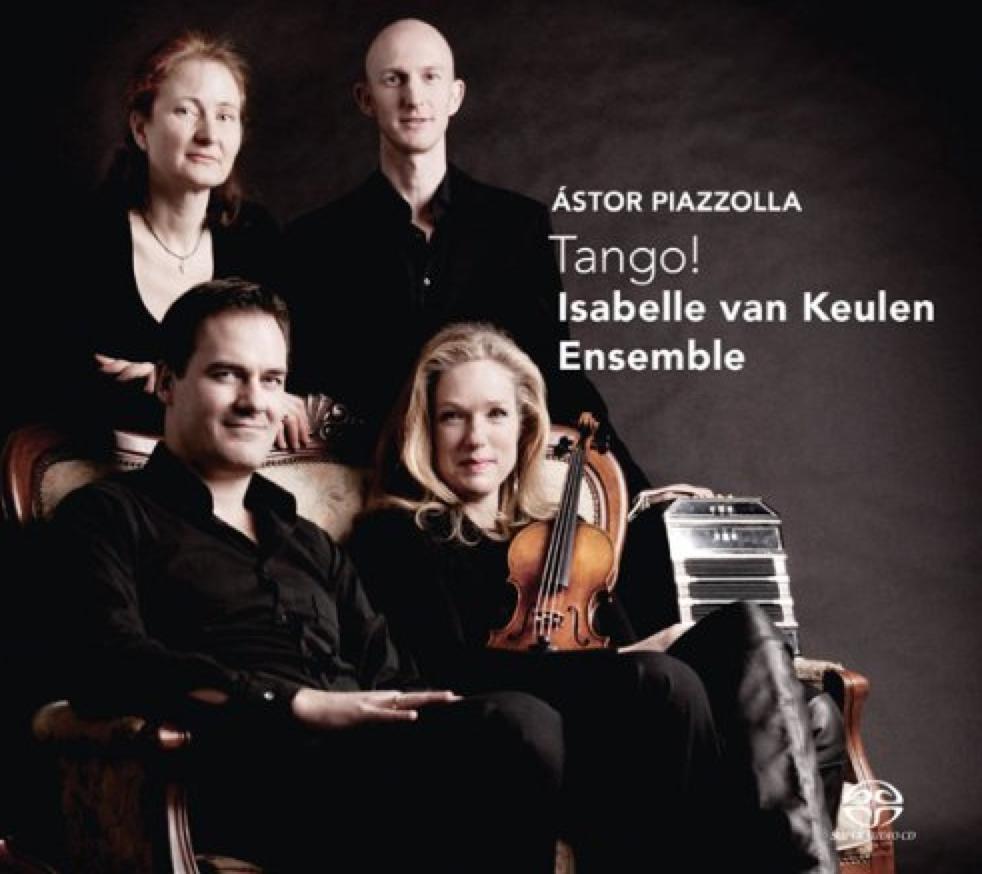 Tango Piazzolla Isabelle van Keulen