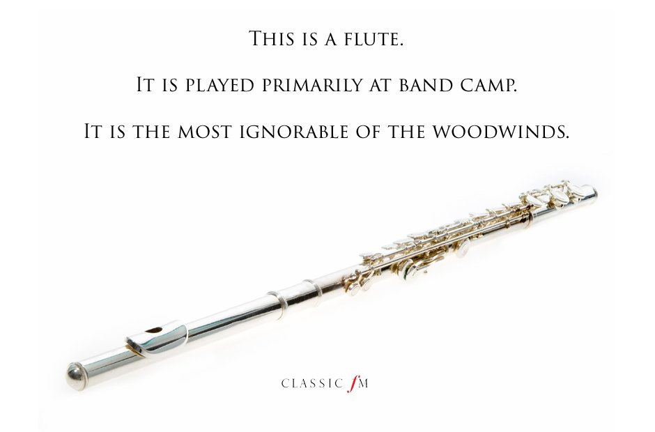 flute Musical instruments explained: a beginner's