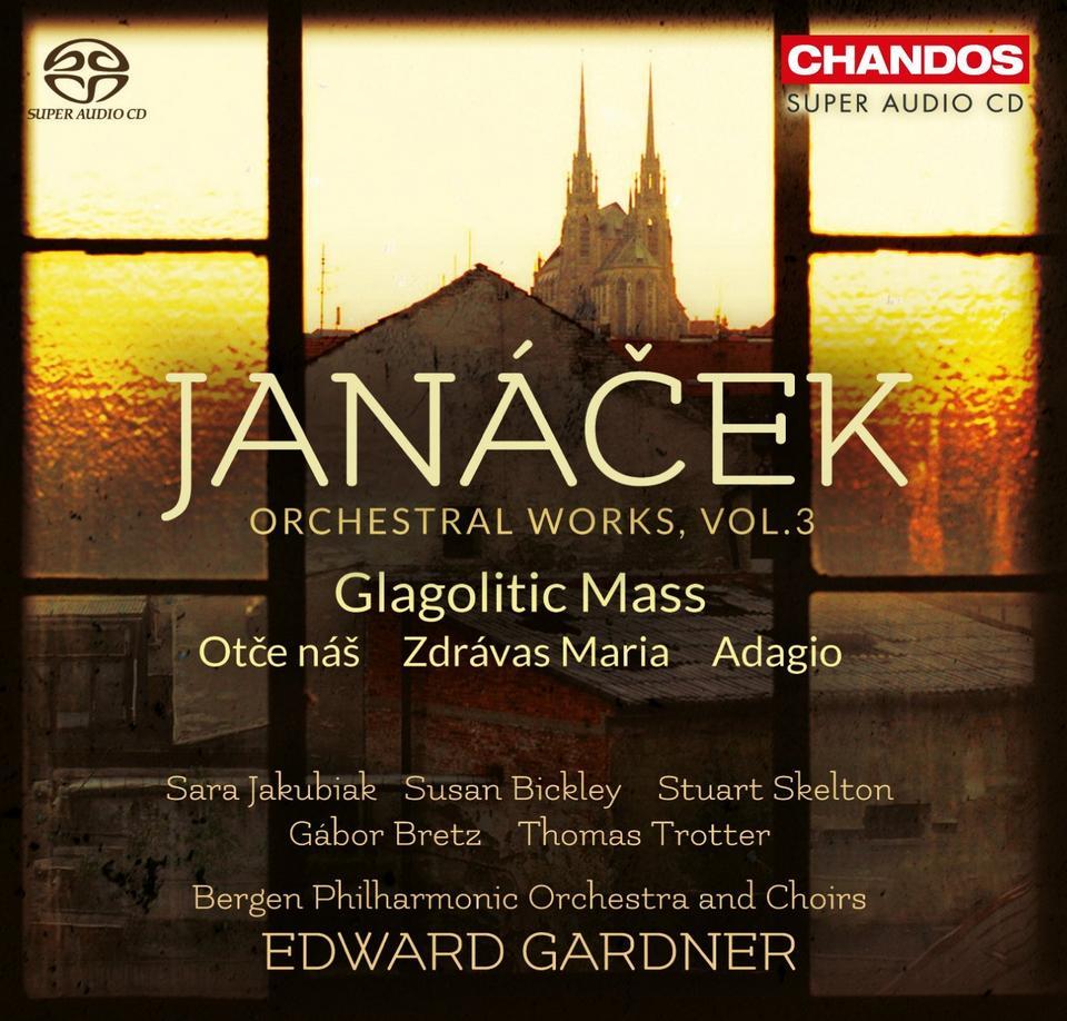 Janacek Orchestral Works Gardner Bergen