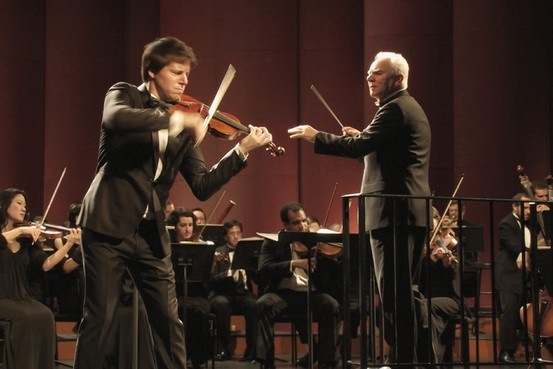 Joshua Bell in Mozart in the Jungle