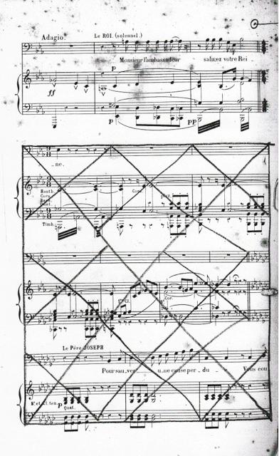 gounod cinq-mars score