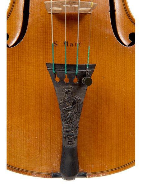 St Mark violin