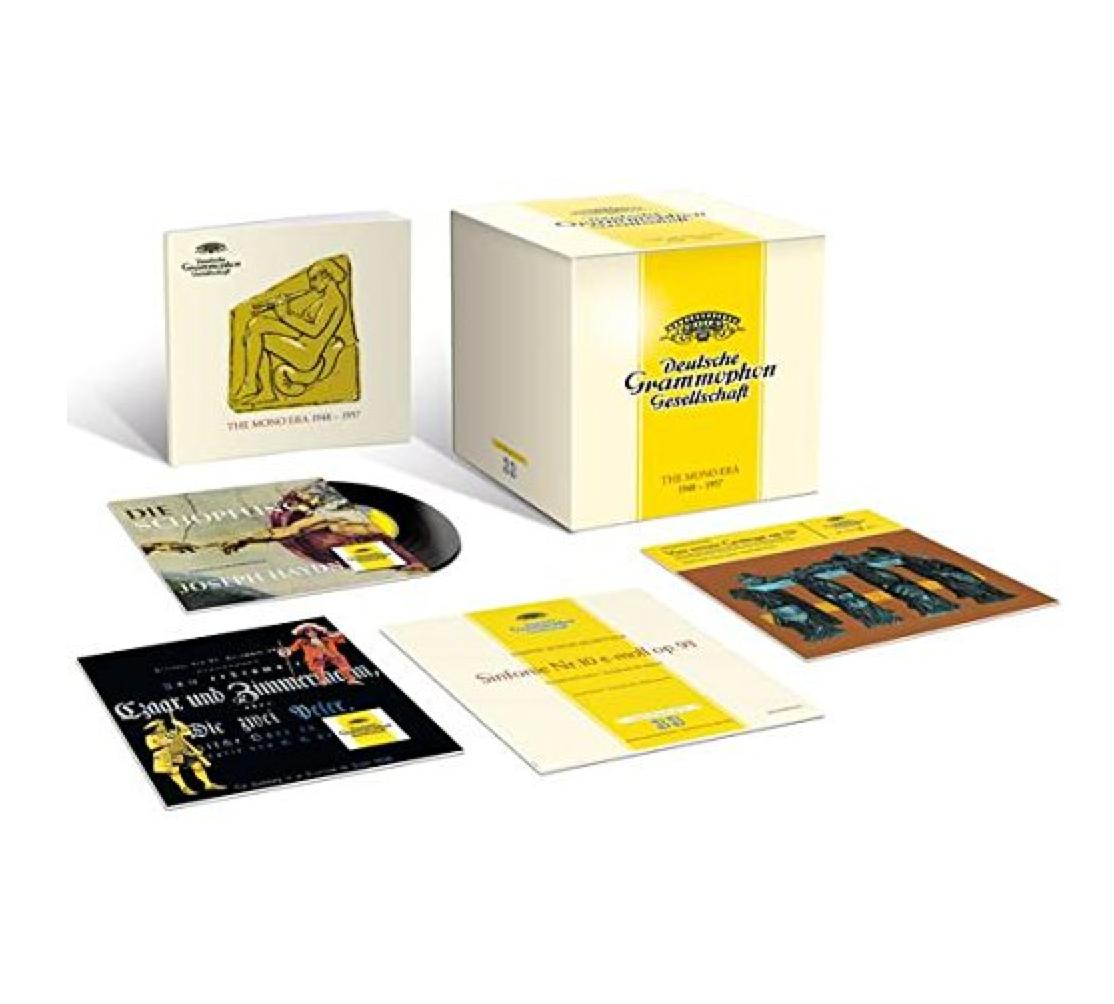 Deutsche Grammophon The Mono Era