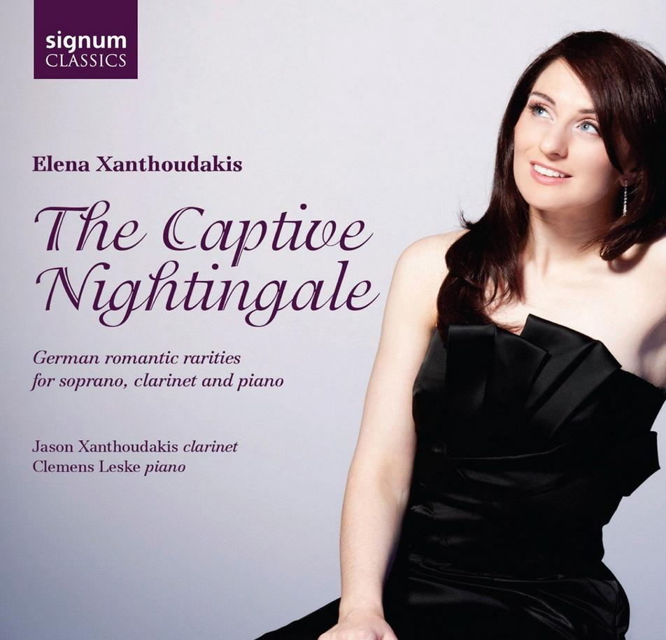 Elena Xanthoudakis Captive Nightingale
