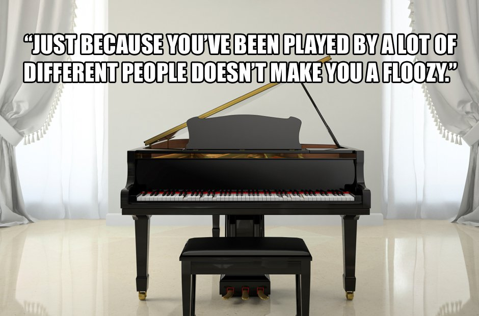 if instruments could talk