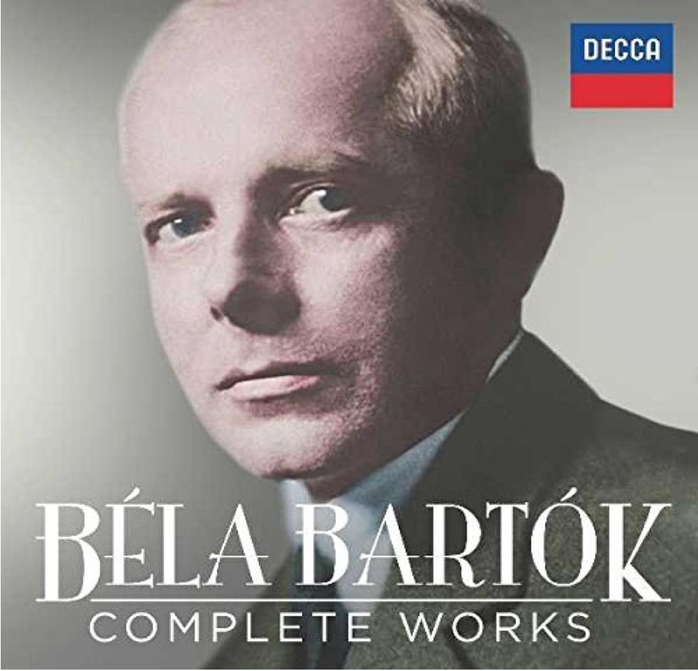 Bartok Complete Works Decca