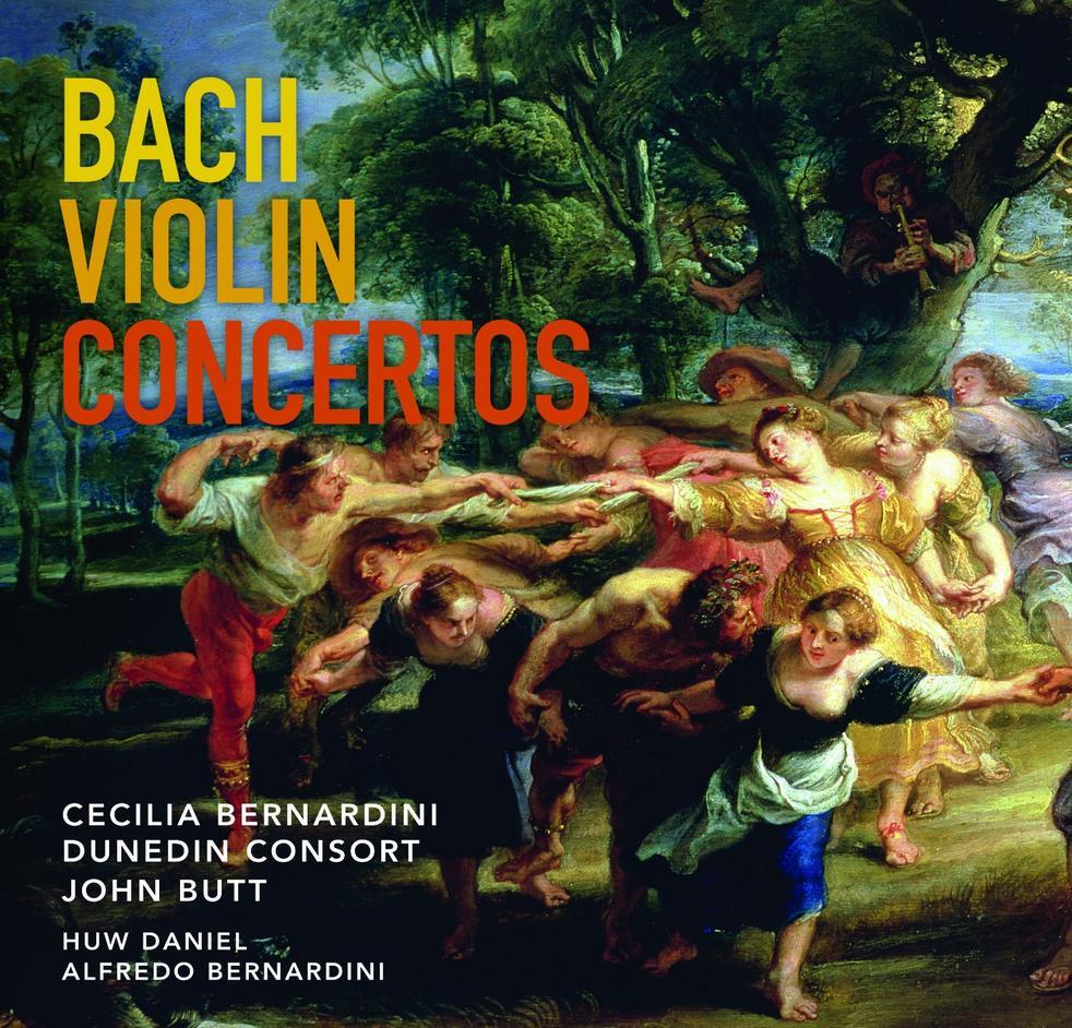 Dunedin Consort Bach Violin Concertos Bernardini