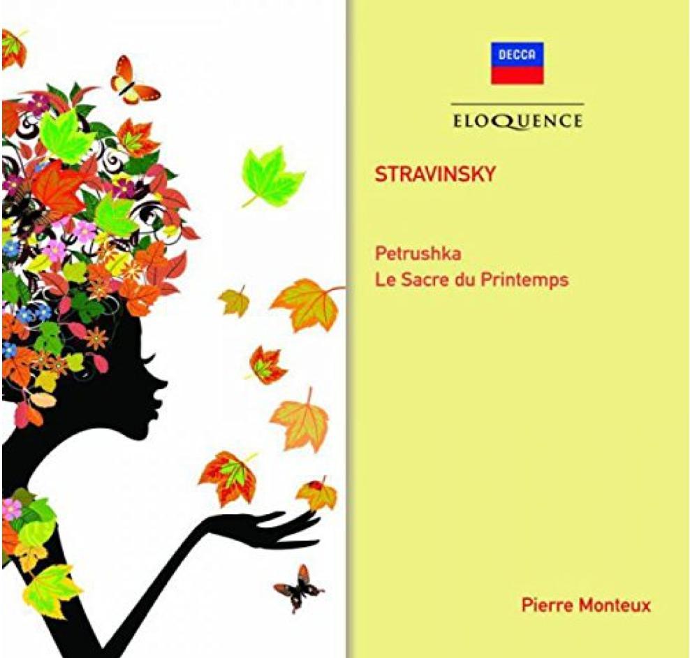 Stravinsky Monteux