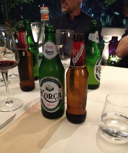 Albanian beers