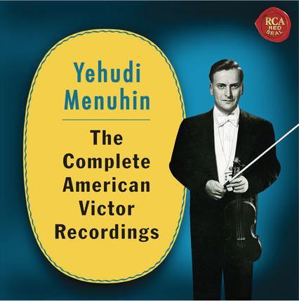 Menuhin Complete American Victor Recordings