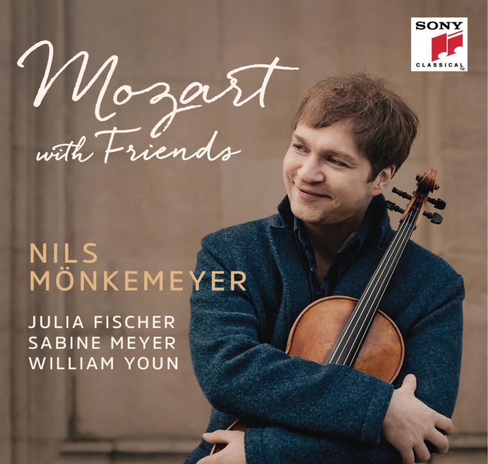 Nils Monkemeyer Mozart with Friends