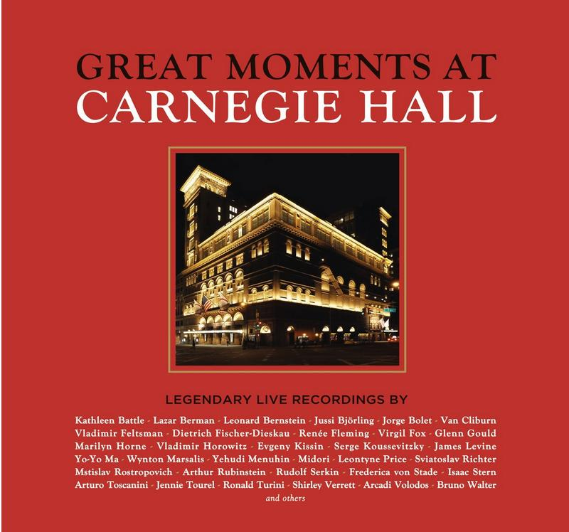 Great Moments Carnegie Hall