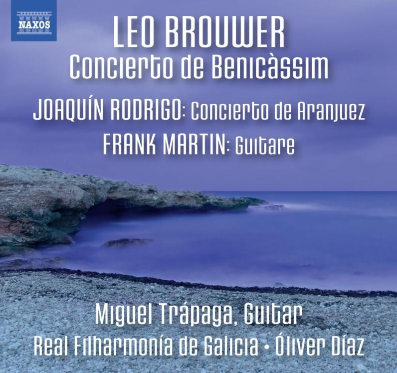 Brouwer Rodrigo Guitar Concertos