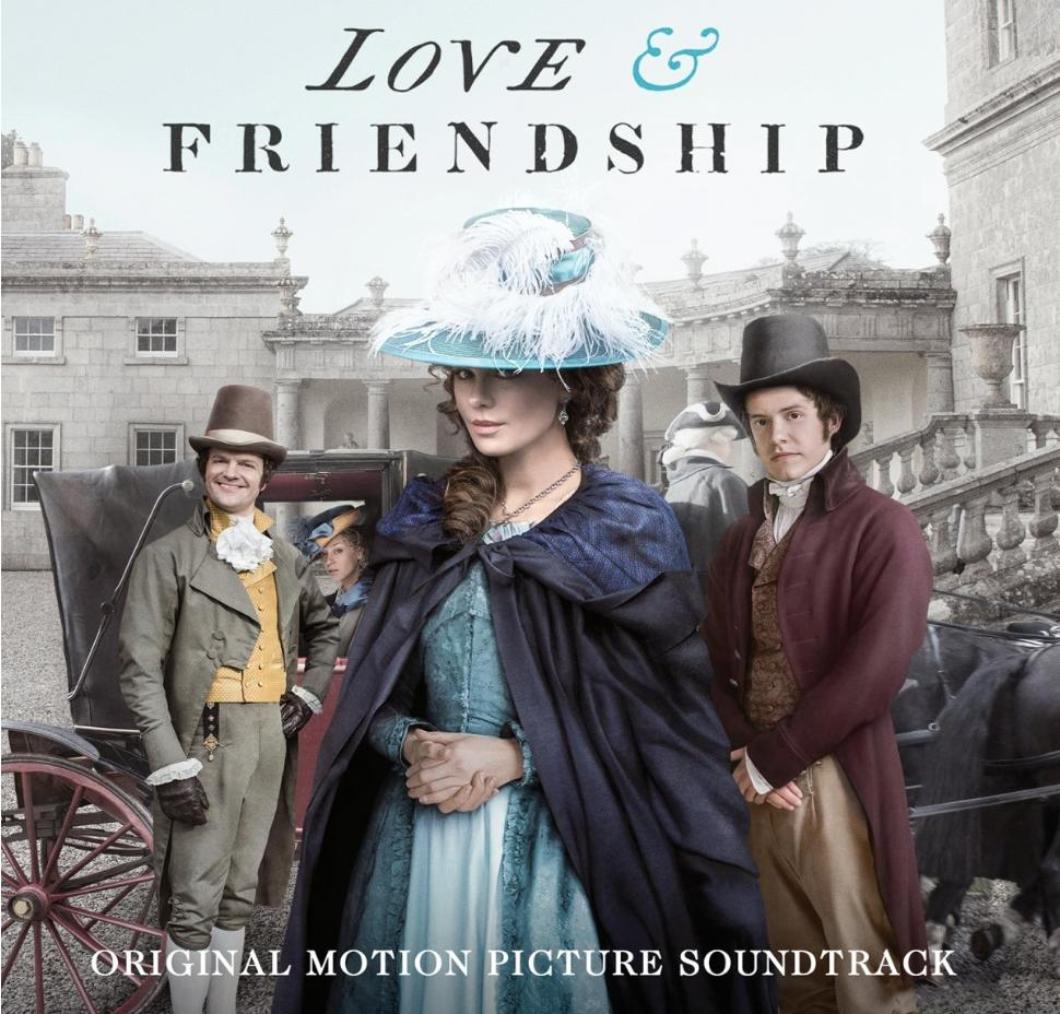 Love and Friendship soundtrack