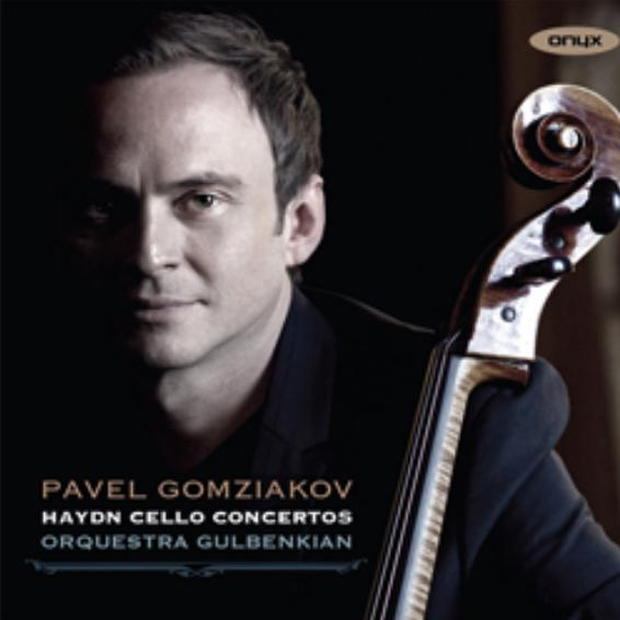 Pavel Gomziakov Cello Haydn