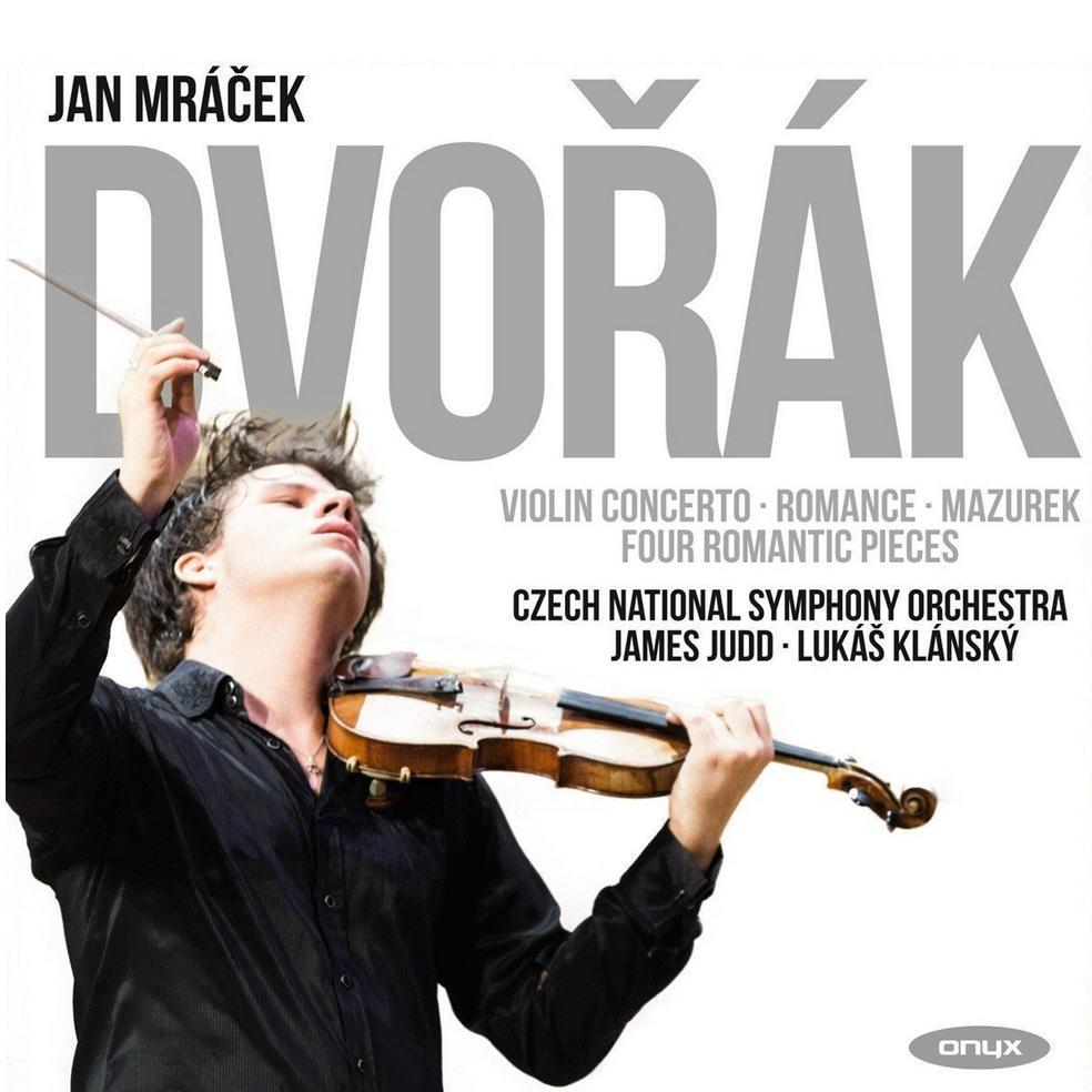 Dvorak Violin Concerto Mracek
