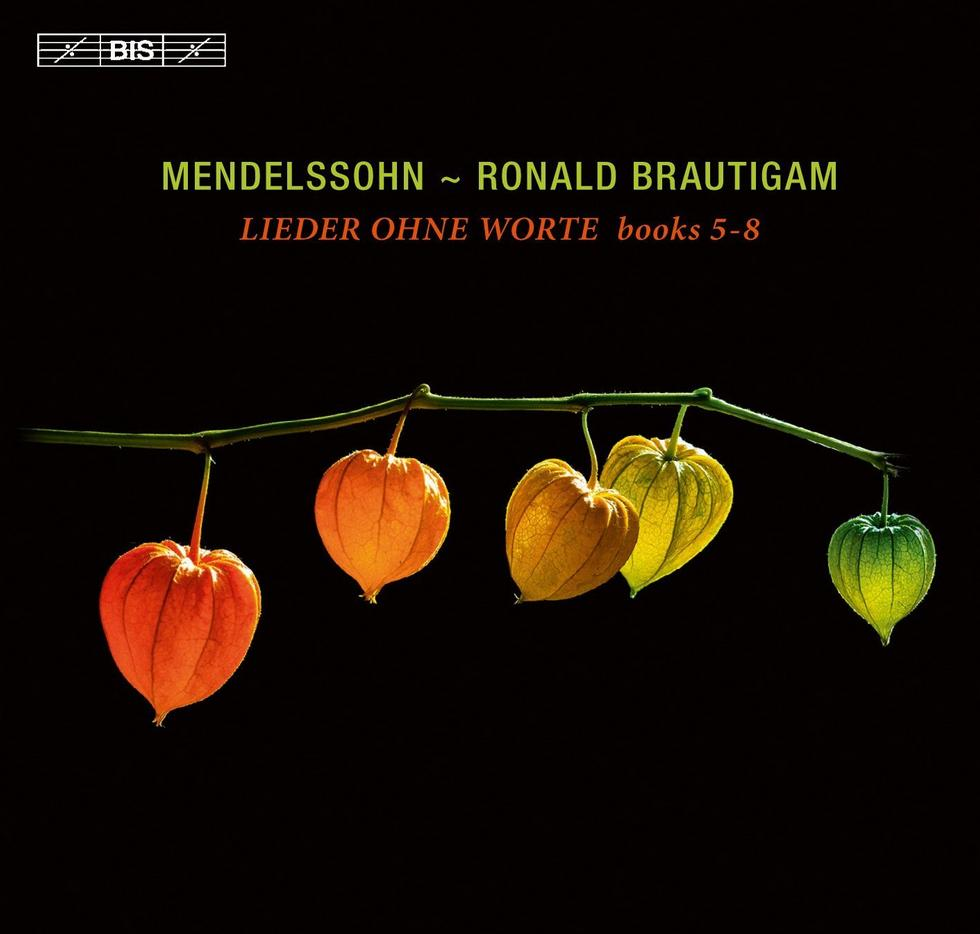 Ronald BRautigam Songs without Words Mendelssohn