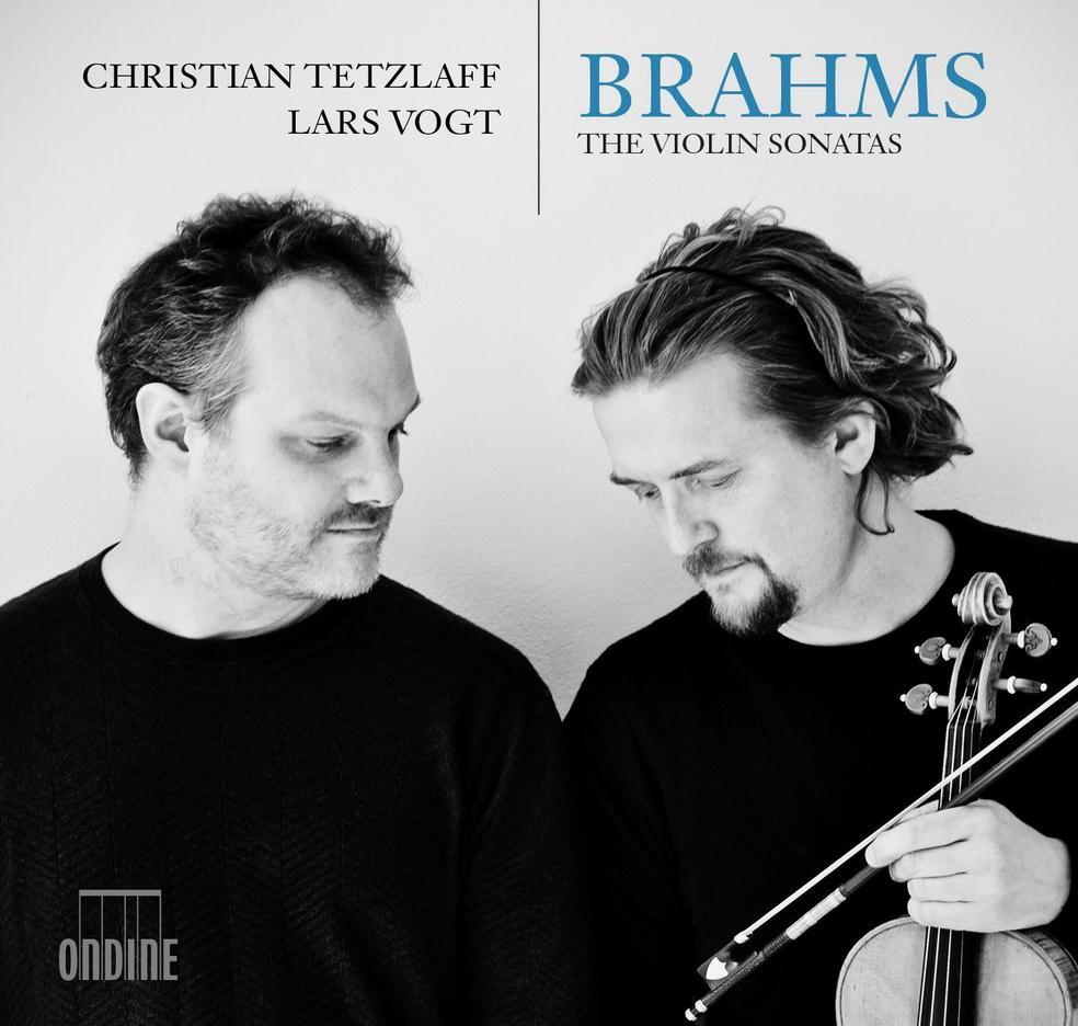 Brahms Violin Sonatas Tetzlaff