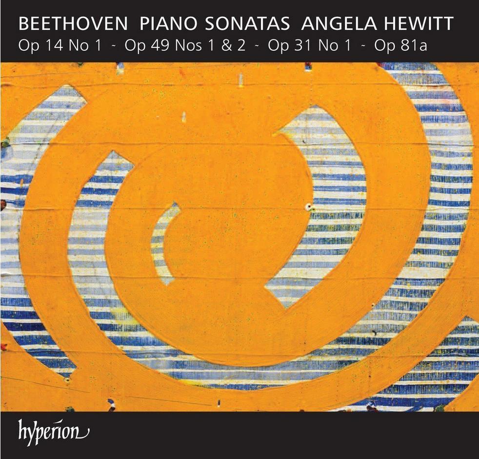 Angela Hewitt Beethoven Sonatas 6