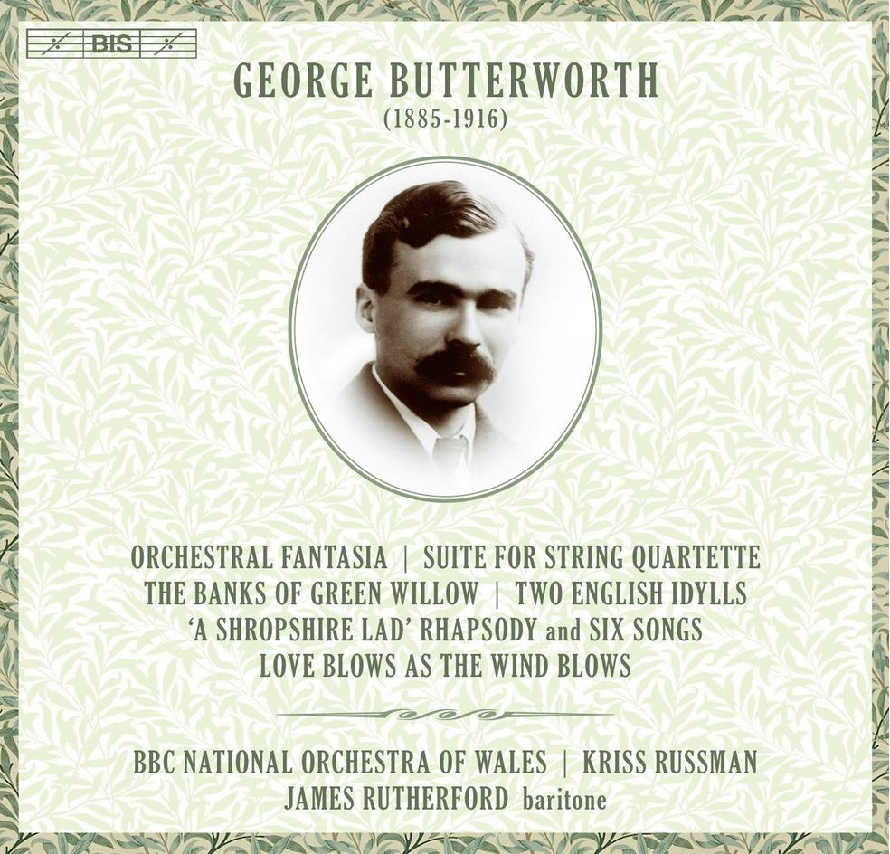 Butterworth Orchestral Works Russman