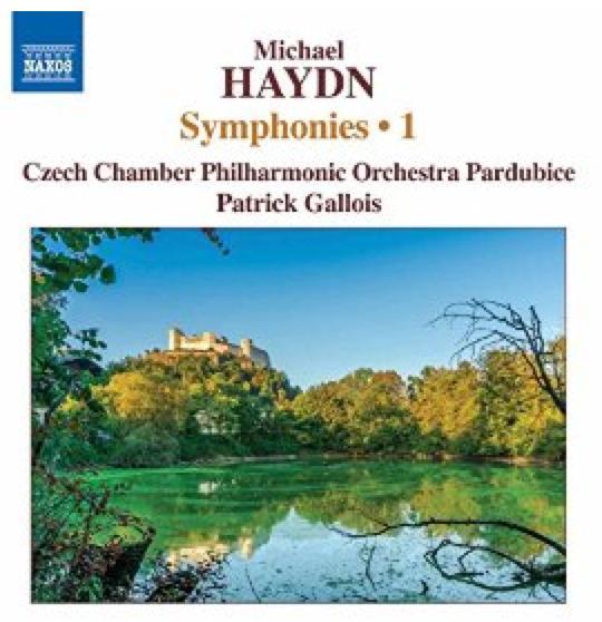 Michael Haydn Symphonies 1