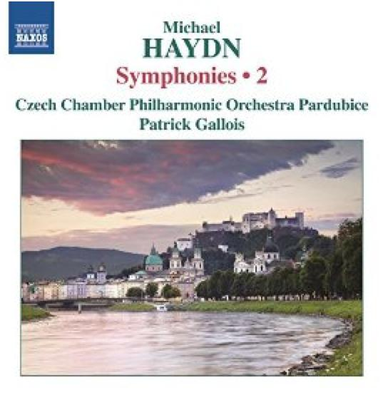 Michael Haydn Symphonies 2