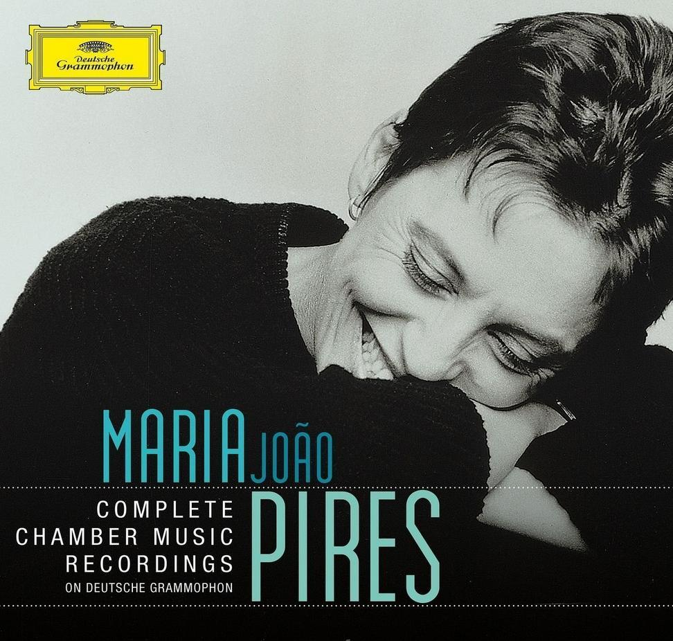 Maria Joao Pires Complete Chamber Music