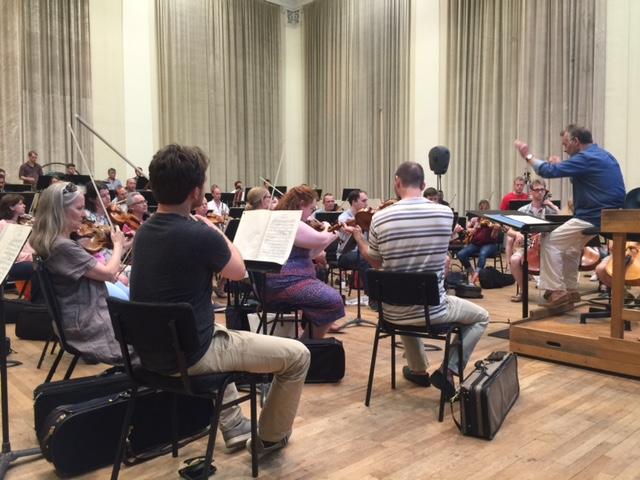 classical music in 3D