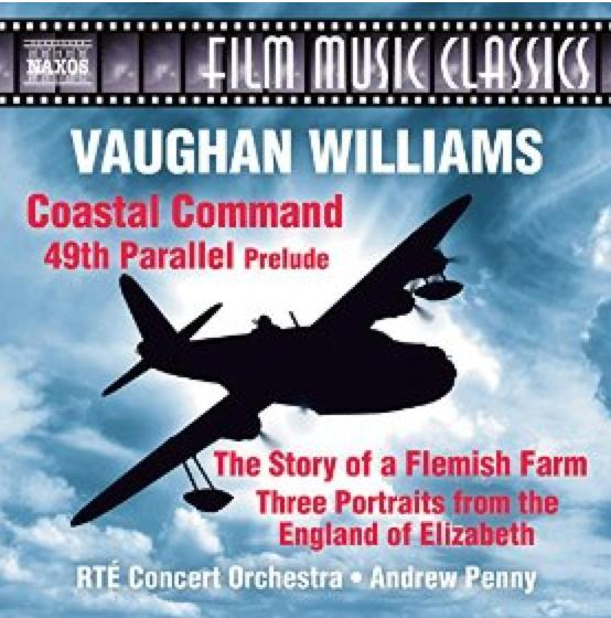 Coastal Command Vaughan Williams