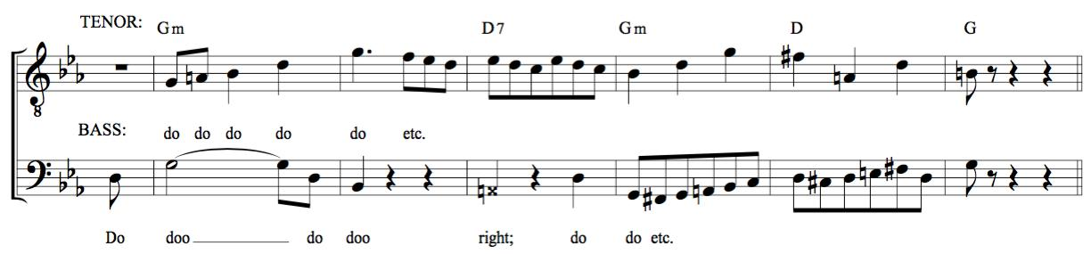 How To Write A Fugue