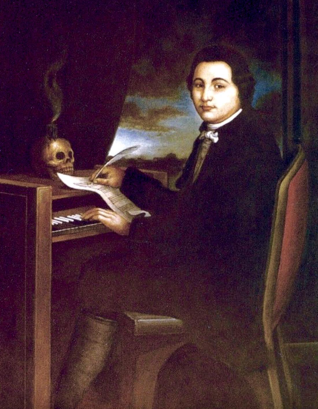 Johann Gottfried Bernhard Bach