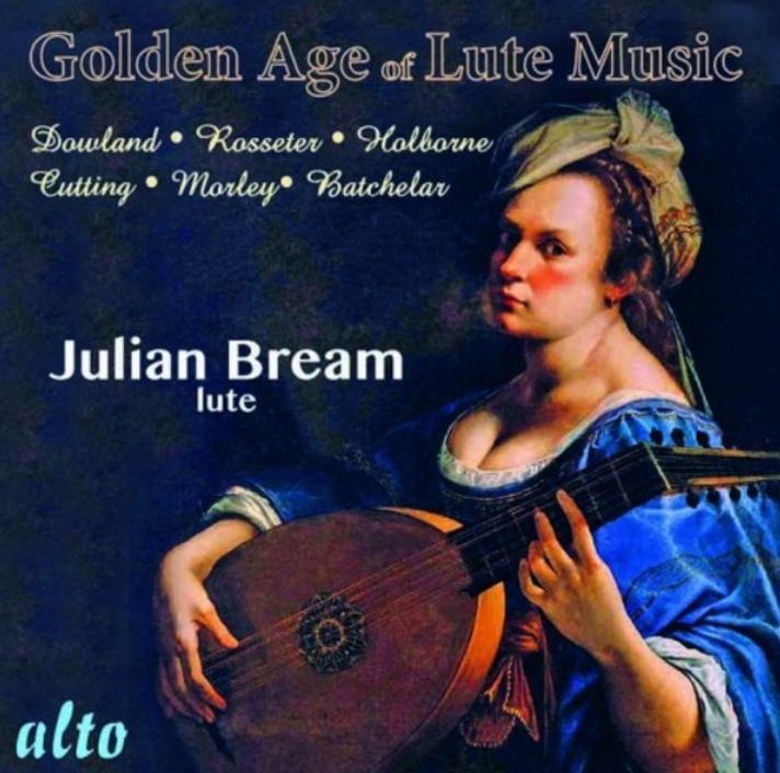 Golden Age Lute Music Julian Bream