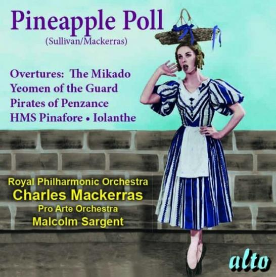 Sullivan Pineapple Poll