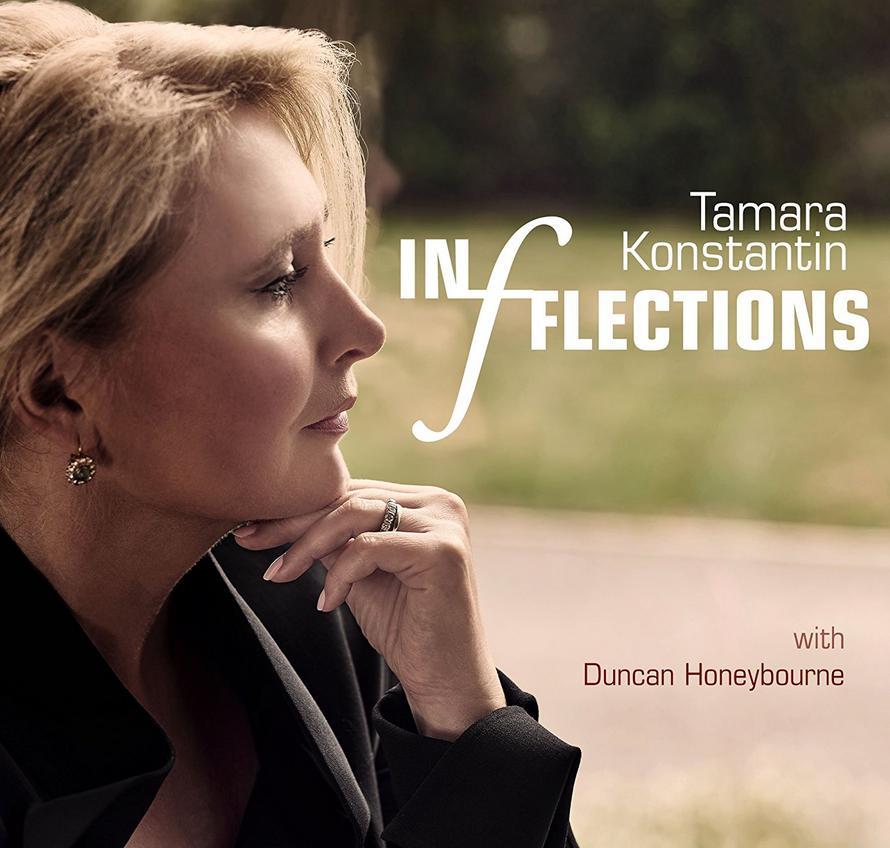 Inflections Tamara Konstantin